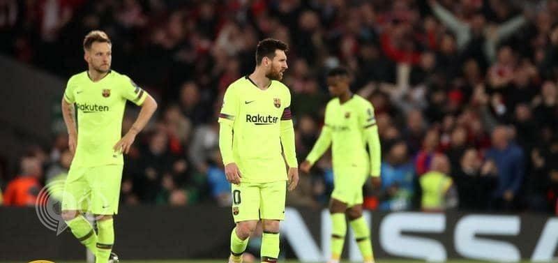 بعد كارثة ليفربول.. ميسي يطالب بالتخلص من 3 لاعبين!
