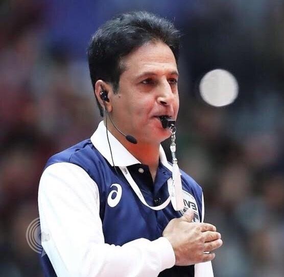 """الاتحاد الدولي (FIVB) يستدعي الحكم السعودي العالمي """"الزغيبي"""""""