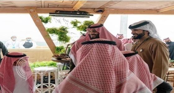 بالفيديو.. تأخر نجل الأمير محمد بن سلمان عن موعد مدرسته 10 دقائق ورفض دخوله