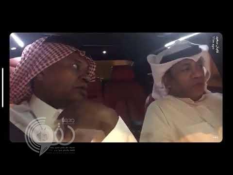 شاهد .. كيف سخر العويران وممثل كويتي من جمهور الهلال !
