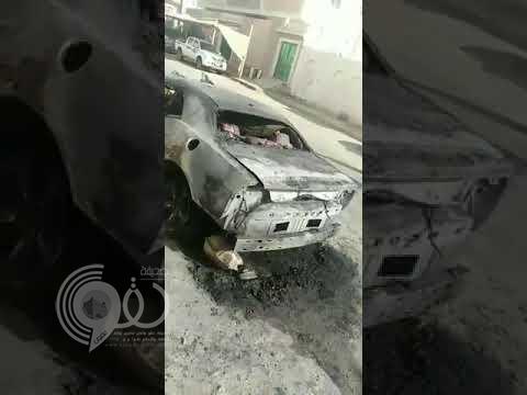 بالفيديو .. مواطنة توثق لحظة إحراق سيارتها أمام بيتها وتكشف عن مرتكب الواقعة