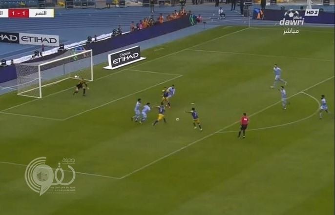"""بالفيديو : النصر يتوج بطلاً لـ """"دوري كأس الأمير محمد بن سلمان"""""""
