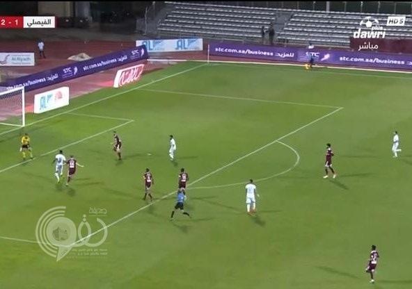بالفيديو : الأهلي يسحق الفيصلي بأربعة أهداف مقابل هدف