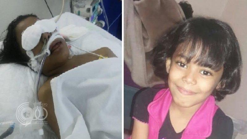 """جازان.. وفاة الطفلة """"حشيمة"""" دماغيًا والأسرة تطالب الإمارة بالتحقيق"""
