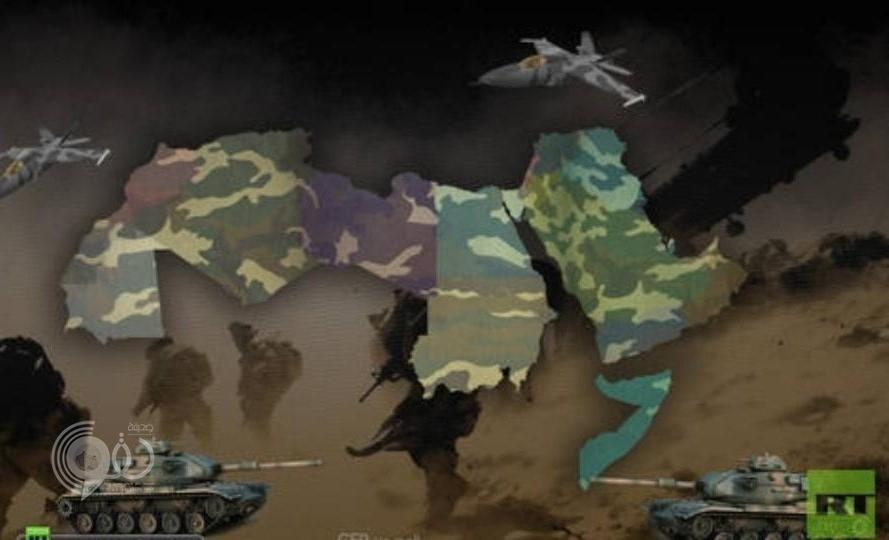 كيف ستصبح قوة الجيوش العربية إذا اتحدت بقيادة مصر والسعودية والجزائر؟