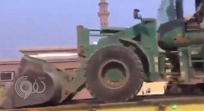 """حقيقة هدم مسجد بـ""""حي اليرموك"""" في الرياض.. (فيديو)"""