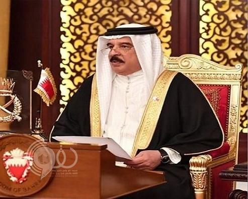 """أول تعليق لـ """"ملك البحرين"""" بعد اتصال رئيس وزراء بلاده بأمير قطر"""