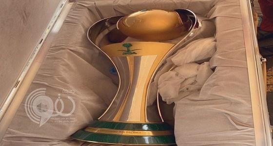 الصورة الأولى لكأس دوري محمد بن سلمان للمحترفين 2019