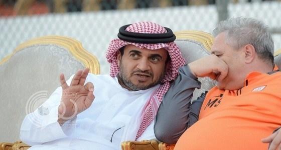 رئيس نادي الشباب يرفض رئاسة الهلال مرتين