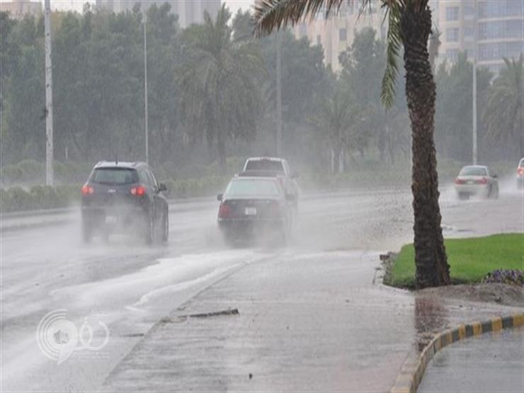 الأرصاد في تنبيه متقدم: هطول أمطار رعدية على منطقة جازان