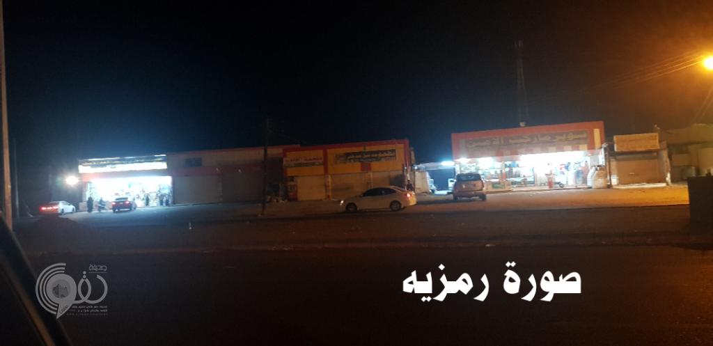 مجهولون يعتدون على مواطن من مركز الحقو فجر العيد والأجهزة الأمنية تُباشر الحادث