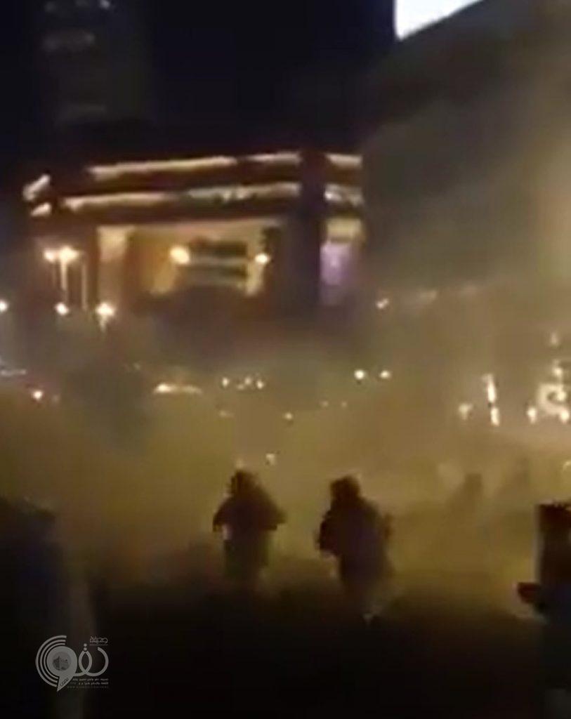 """شاهد فيديو مفبرك لدخول الحوثي """"محافظة الخوبة"""" تُروّج له خلايا قطرية"""
