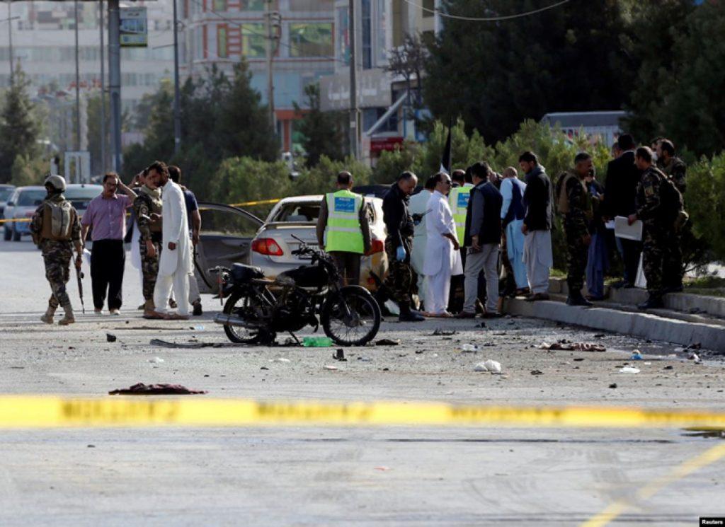 وفاة وإصابة 21 شخصاً في 3 انفجارات بكابول