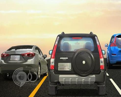 """""""المرور"""" يوضح قيمة مخالفة القيادة أثناء تجاوز السيارات عبر أكتاف الطريق !"""