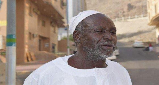 قصة حاج سوداني ادخر المال ربع قرن للوصول إلى مكة