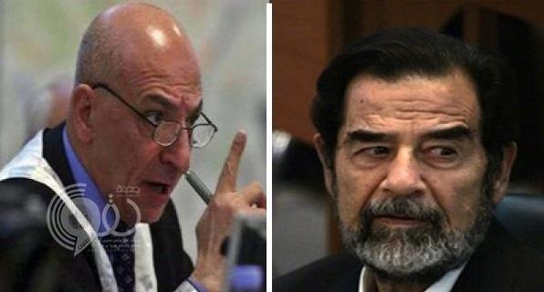 حقيقة وفاة القاضي الذي حكم بإعدام صدام حسين !