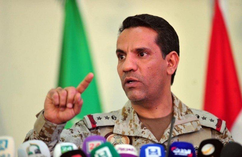 """قوات التحالف المشتركة تعترض وتُسقط طائرة بدون طيار """"مسيَّرة"""" باتجاه المملكة"""