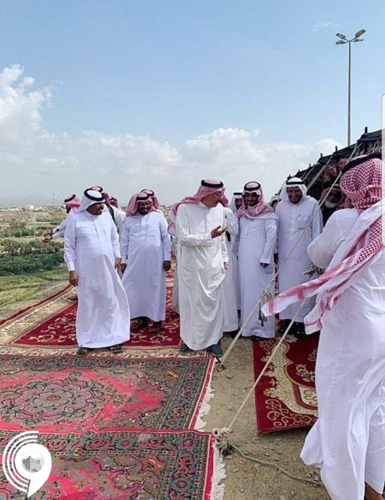 سمو أمير منطقة جازان يتفقد مركزي الحقو والفطيحة بمحافظة بيش – صور وفيديو