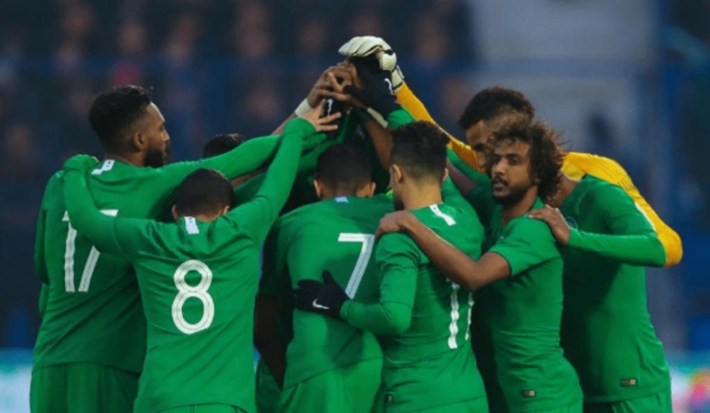 الأخضر السعودي يقفز مركزين في تصنيف الفيفا لشهر نوفمبر