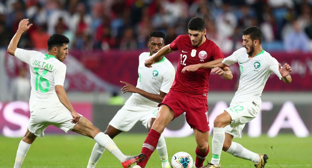 فيديو.. البحرين بطلاً لكأس الخليج لأول مرة في تاريخها بعد فوزها على السعودية