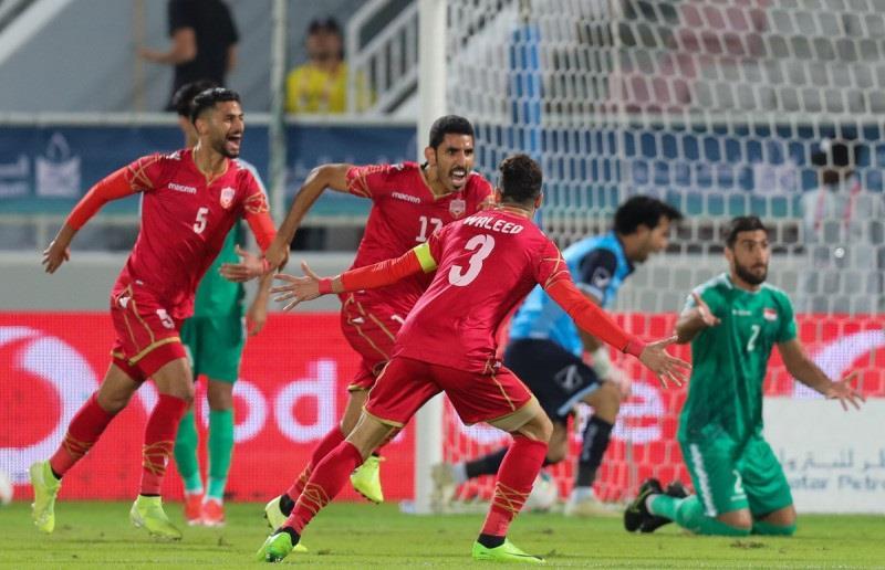 فيديو.. البحرين تفوز على العراق بركلات الترجيح وتصعد لنهائي كأس الخليج