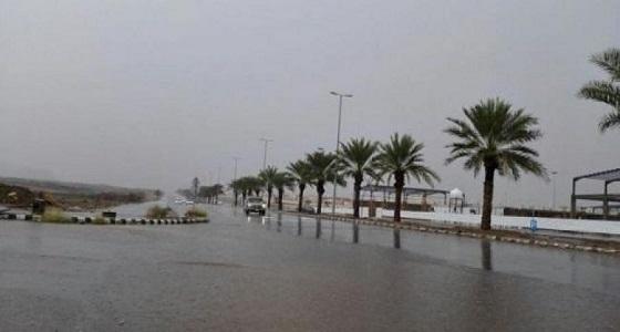 الأرصاد: أمطار متوسطة إلى غزيرة على جازان