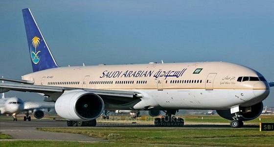 الخطوط السعودية تغير نظام شحن الحقائب للمسافرين