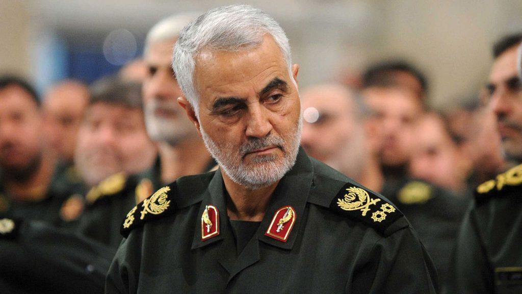 الحرس الثوري الإيراني يؤكد مقتل قاسم سليماني قائد فيلق القدس في بغداد