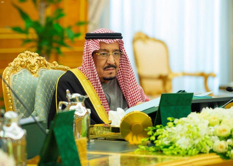 """""""الوزراء"""" يصدر 8 قرارات ويؤكد وقوف المملكة إلى جانب العراق الشقيق"""