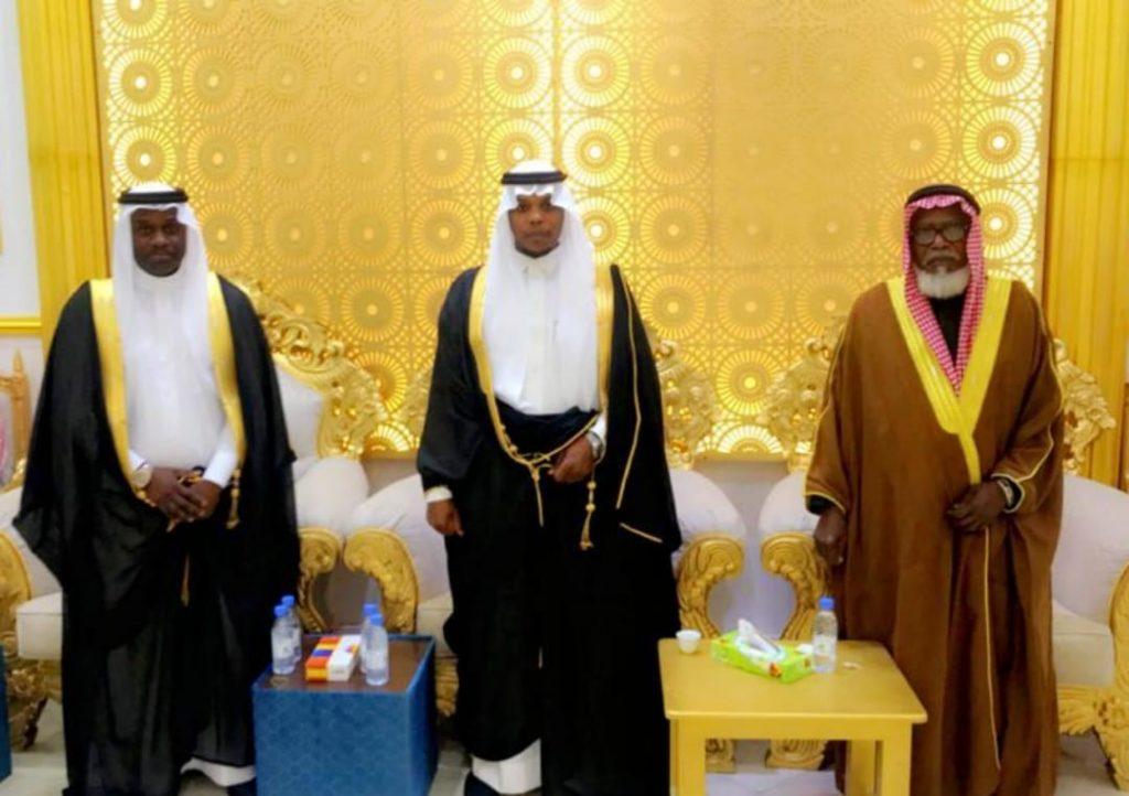 """الشاب """"علي بن عبده"""" يحتفل بزواجه في قاعة الخليج العربي بمدينة الدمام"""