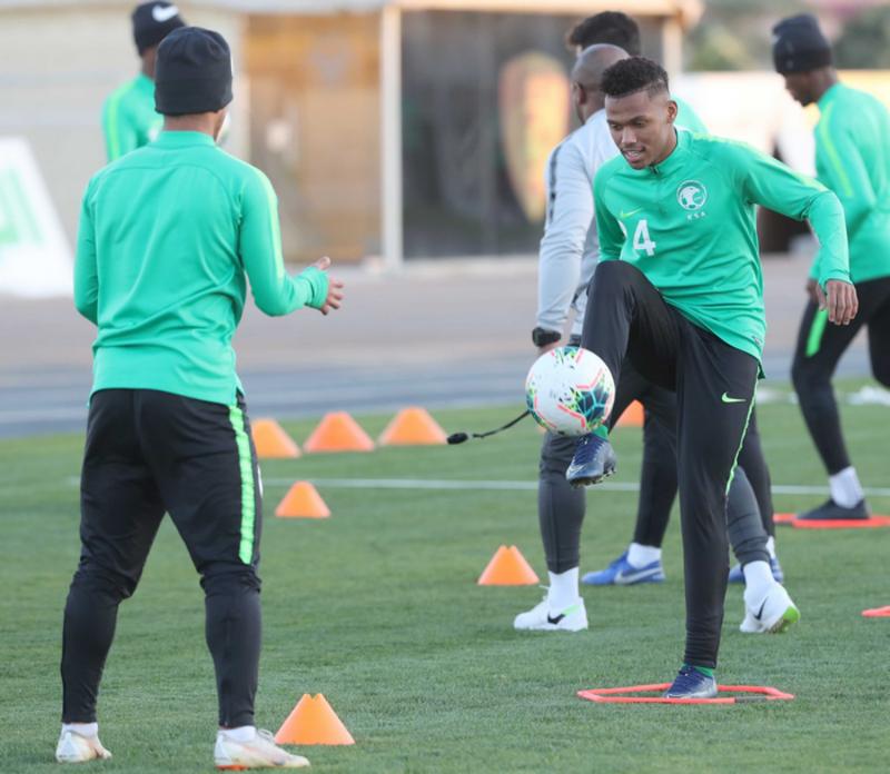 استعداداً لكأس العرب أخضر الشباب يواجه العراق ودياً