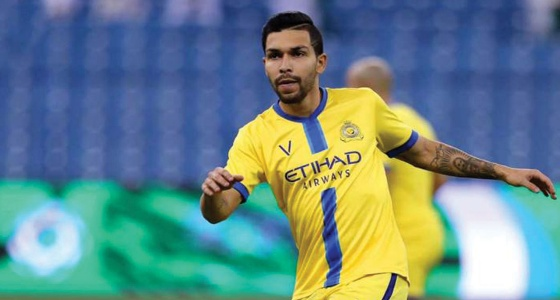 النصر الإماراتي يوضح حقيقة التعاقد مع البرازيلي بيتروس