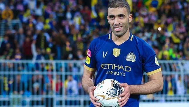 """حمدالله"""" على رأس التشكيلة المثالية للجولة الـ18 من الدوري السعودي"""""""