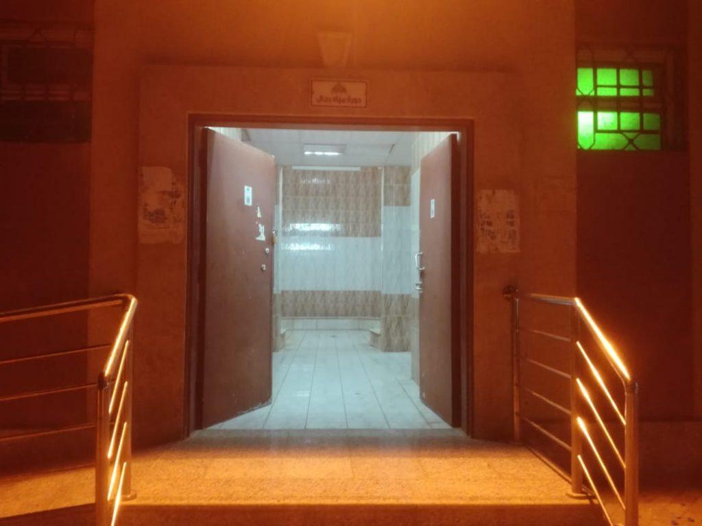 مركز الحقو : إنقطاع المياه عن دورات المياه بحديقة الأمير محمد بن ناصر مشكلة متكررة دون حل جذري !