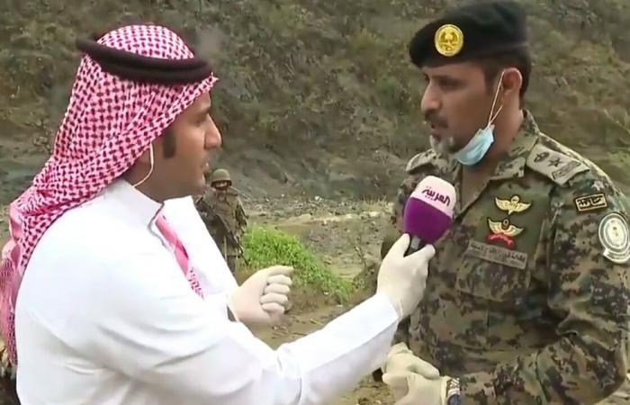 قائد الفوج الأمني بجازان يوضح كيفية تعامل أجهزة الأمن مع المتسللين عبر الحدود