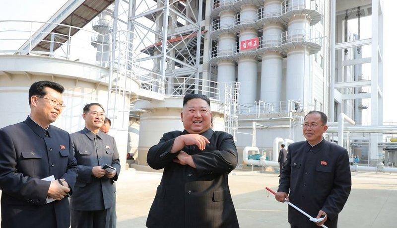 """تعليق ترامب على أول ظهور لزعيم كوريا الشمالية.. """"ردّ غير متوقع"""""""