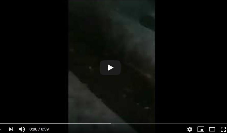 """فيديو """"صادم"""" لـ """"نبش قبر خامس الخلفاء الراشدين"""" وزوجته وسرقة محتوياته"""
