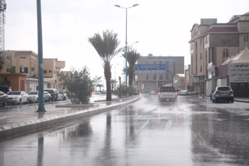 أمطار الأحد في جازان.. تشمل 9 محافظات والحالة تنتهي الـ8 مساءً