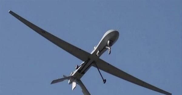 """""""التحالف"""" يُدمر صباح اليوم """"طائرة مفخخة"""" أطلقتها الميليشيا الحوثية لإستهداف المدنيين بالمنطقة الجنوبيه"""