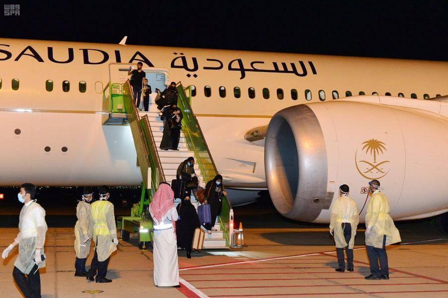 """""""الطيران المدني"""": لن يُسمح بدخول غير السعوديين للمملكة إلا بعد إثبات خلوهم من كورونا"""