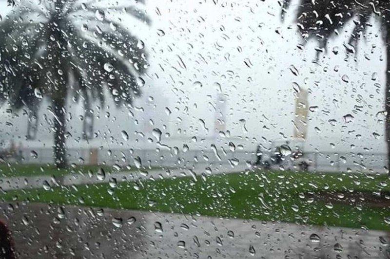 """""""الأرصاد"""": أمطار متوسطة إلى غزيرة على جازان"""