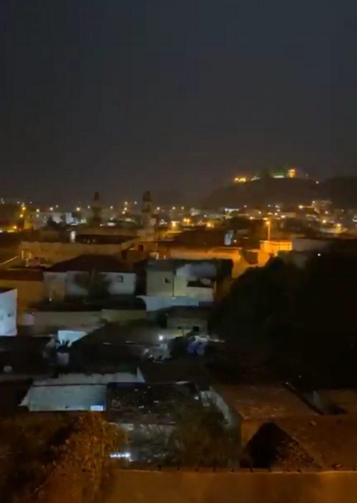 شاهد فيديو أمطار مركز الحقو مساء اليوم الأربعاء