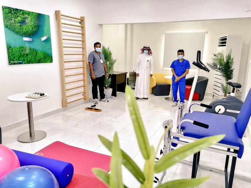 نقلة نوعية.. المسارحة تشهد افتتاح أول عيادة علاج طبيعي بالمراكز الصحية بجازان