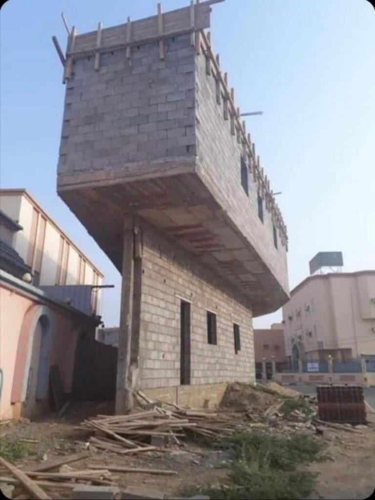 """تصميم مبنى """"بر أبو عريش"""" يثير الجدل.. و""""الأقصم"""" يرد: يخضع لإشراف هندسي"""