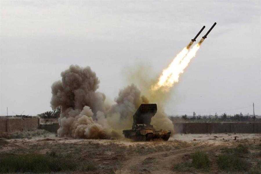 """""""التحالف"""" يعترض ويدمر طائرة بدون طيار مفخخة أطلقتها المليشيا الحوثية باتجاه المملكة"""