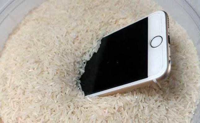 خبراء يحذرون من وضع الهواتف في الأرز بعد سقوطها في الماء.. ويكشفون عن أفضل طريقة لإنقاذها!