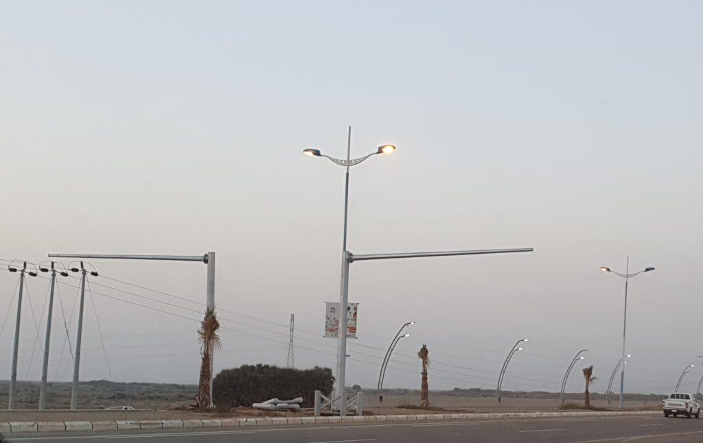 """كاميرات رصد آلي إضافية على طريق """"الحقو – الريث"""" – صوره"""