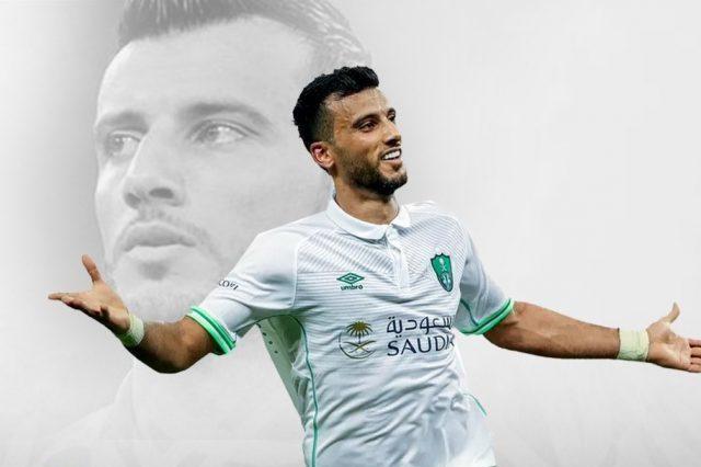 """تفاصيل عقد """"عمر السومة"""" الجديد الذي سيوقعه مع الأهلي خلال اليومين القادمين"""