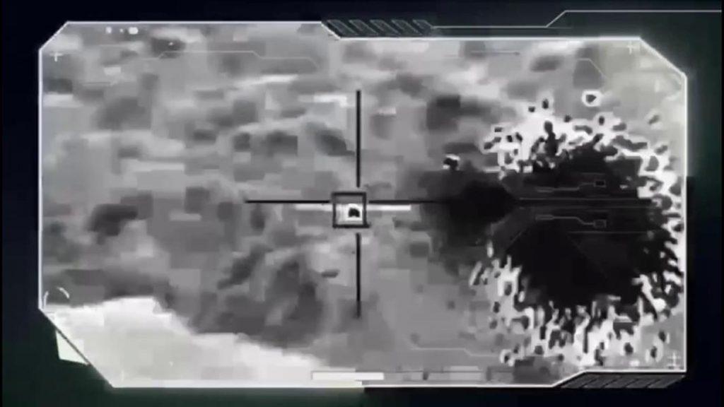 شاهد.. كيف تعامل التحالف مع الطائرات المسيرة المفخخة التي أطلقها الحوثيون أمس باتجاه المملكة