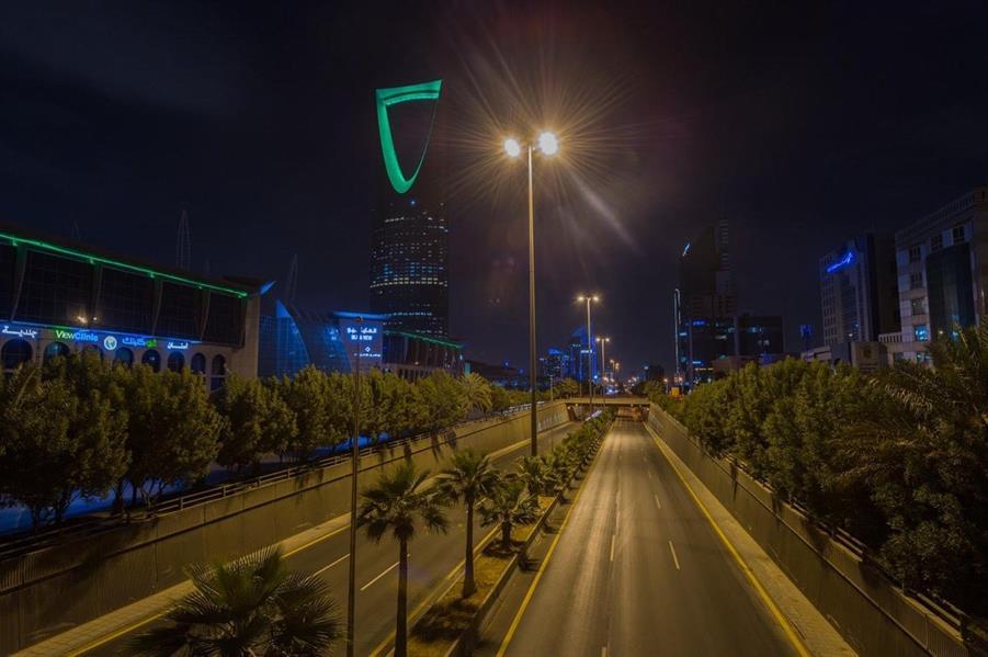 فيديو.. اعتراض وتدمير هجوم بالستي من المليشيا الحوثية تجاه الرياض